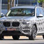 新型BMW X3のプロトタイプが目撃に。デザインが大きく変わると言われるも実際はどうなる?