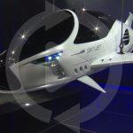 レクサスの宇宙船「スカイジェットSJ1800」のメイキング映像公開。映画「ヴァレリアン」に登場