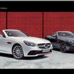 メルセデス・ベンツ日本がSLCの特別モデル「レッドアート」をSLC180/SLC43に追加