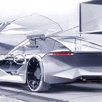 現代(未来)にランボルギーニの4座クーペ、マルツァルが蘇ったら?「ランボルギーニMRZL」プロジェクト