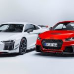 アウディスポーツが本気出した。R8とTT向けにレースカーばりのエアロ/機能パーツ発表