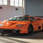生産30台のみ、当時ランボルギーニ史上最高出力を誇った「ディアブロGTR」が競売に