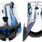 ランボルギーニが無人レースに参加するとこうなる。「ランボルギーニAffermazione GT」