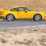 911ターボS,GT2、RS、カップ3.8RSR。超レアな空冷ポルシェ911(993)が競売に登場