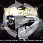 メルセデス・ベンツが新型Sクラスに採用される自動運転の実用性を披露。製造工場内を勝手に走行する動画