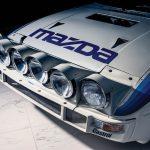 生産わずか7台のみ、未走行のマツダRX-7「グループBラリーカー」がオークションに登場予定