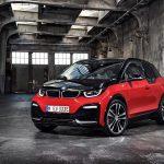 """意外とイケてた。新型BMW i3、スポーツモデルのオーバーフェンダー装着""""i3 S""""が発表に"""