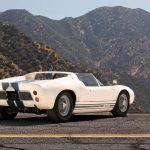 オリジナルのまま現存する「最後の1台」となるフォードGTロードスターが競売に。その価格やいかに