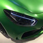 メルセデス・ベンツ・コネクション大阪にて。AMG GT R、新型Sクラスのデモンストレーションを見てきた