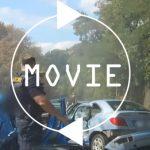 アメリカでの映画みたいなカーチェイス動画。本場の警察は日本のように甘くはなかった