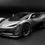 ポルシェチューナーが911のエンジンを搭載したハイパーカー発表。0-100キロ加速は2.4秒