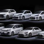 トヨタが「GR」ブランド発表。専用デザインをもたせ86/ヴィッツ/プリウスなど11モデルを展開予定