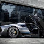 メルセデスAMGのハイパーカー「プロジェクト・ワン」はF1チームの工場で製造。よって「英国車」に