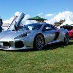 フェラーリ元従業員が立ち上げた「ATS」。800馬力を標榜するスーパーカー「GT」を公開