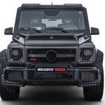 ブラバスがSUV史上最強、888馬力のGクラスを公開。限定10台で価格は8800万円ナリ