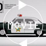 アメリカのパトカーはこう変わった、1950年代から現在までをアニメーションで解説