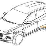 ロータスSUV新情報。アルミ製フレームを捨て、ボルボXC40との兄弟車に?