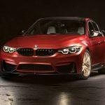 BMW M3に超アメリカンな30周年記年車、「アメリカン・エディション」登場。この内装は見ものだ