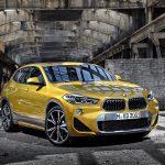 """BMW""""X2""""発表。新世代デザインを持つアクティブなSUV、キャッチコピーは「ザ・クールX」"""