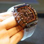 リシャール・ミルの展示会に行ってきた。これが1本2億5000万円の腕時計だ
