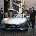バットマンの乗る車はAMGに。メルセデスとジャスティスリーグがタイアップ。ワンダーウーマンは?