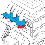 フォードのエンジニアが新しいエンジンを考えた。「一つのシリンダーごとにターボを持つエンジン」