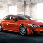 BMW M4+リバティーウォーク。さりげないオーバーフェンダーと車高で新境地