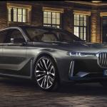 次期BMW 7シリーズはこうなる?というレンダリング。最新のデザイン言語を色濃く反映