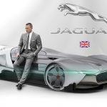 もしもボンドカーが「ジャガー」だったら?アーティストがジェームズ・ボンドの乗るハイパーカーを提案