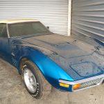 1972年に新車でコルベットを購入し、今それを売りに出した男の物語。わずか1556キロしか走れなかった理由とは