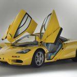 未登録未使用、内装にも保護材がついたまま。「新車」のマクラーレンF1が販売中