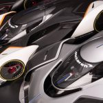 アマルガムがマクラーレン・アルティメット・ヴィジョンGTをモデルカー化。価格は80万円超