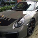 ポルシェがオランダ国内限定、25台のみ発売した「911アレックス・エディション」。なんとパトカーをイメージ