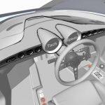 SCGが追加で内装の画像を公開。センターシート採用は今後、少量生産スポーツカーのトレンドに?