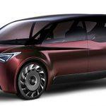 トヨタが東京MSで発表のコンセプトカー「Fine-Comfort Ride」公開。未来のプレミアムサルーン