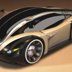 こんなコンセプトカーもあった、「プジョー4002」。デザイナーが2002年に考えた、「プジョーの近い将来」