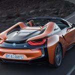 BMW i8ロードスター公開。出力向上、足回りが強化されホイールはさらに軽量に