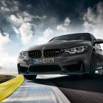 新型M3は465馬力、カーボンルーフ、4輪操舵?出力、重量ともM3 CSに比べて優れる数値に