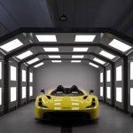 レーシングカーメーカーの「ダラーラ」が個人向け市販車「ストラダーレ」発表。855kg、400馬力
