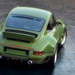 """ジンガーがとんでもないポルシェ、""""DLS""""発表。あのメツガー・エンジン(NA500馬力)搭載、重量990キロ"""