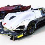 テスラの「2030年ル・マンレーサー」。レース戦績、デザイン的特徴に欠けるテスラはデザイナーにとって鬼門?