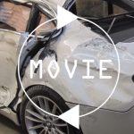 ほぼ廃車レベルの事故に遭ったBMWを新車状態に。その板金修理の過程が動画で公開