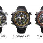 シチズンの腕時計「プロマスター・アルティクロン」の購入を考える。BN402系は廃番につき買うなら今