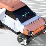 2035年のジープはこうなる。「変わらないこと」で生き延びたブランドだけに未来でもアクティブ