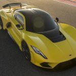 ヘネシーが「ヴェノムF5」発表。最高速度は482km/h、0-400-0キロ記録も更新。「現存するどのF1マシンよりも速い」