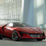 ホンダが正式に「ヴィジョン・グランツーリスモ」公開。2リッター403馬力、重量は889キロ、ハイブリッドなし