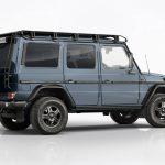 メルセデス・ベンツGクラスに追加限定モデル。「W463」にちなんで463台のみの特別仕様