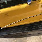 【トラブル】アウディTT洗車。ドアと内張の間から何かパーツが出てきたぞ?