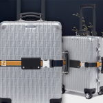 フェンディとリモワがコラボした最強スーツケースが登場。ボディは「F」マーク、レザーや各部も専用のスペシャルモデル
