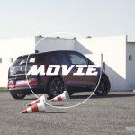 BMW i3はプロが走らせるとこんなに速い。ティモ・グロックがそのポテンシャルを発揮させてスラローム